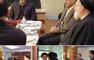 روز عظیم توانبخشی ایثار در کنار آقای وزیر